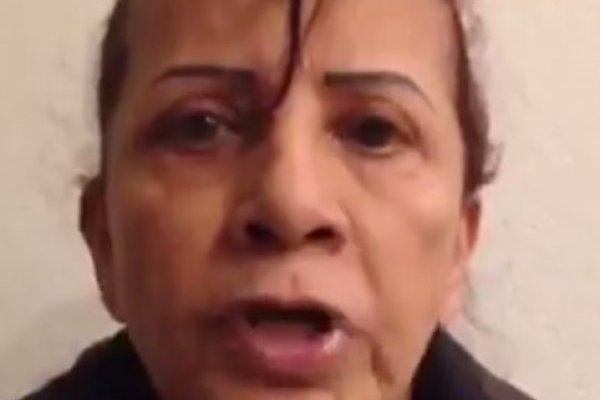 mamá Óscar Pérez