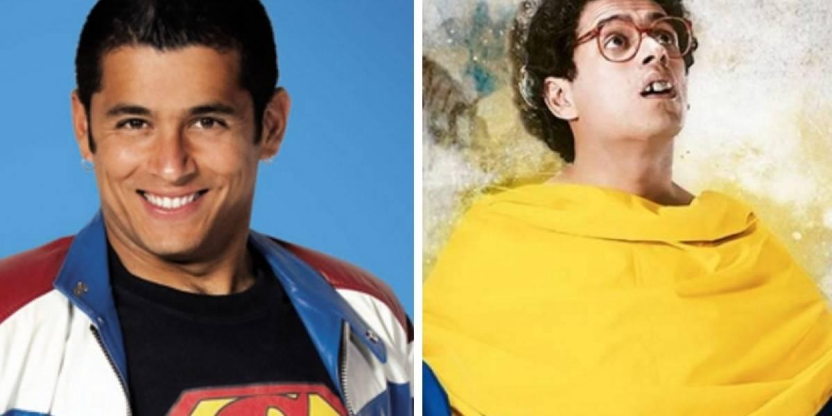 El cambio extremo del actor Santiago Alarcón