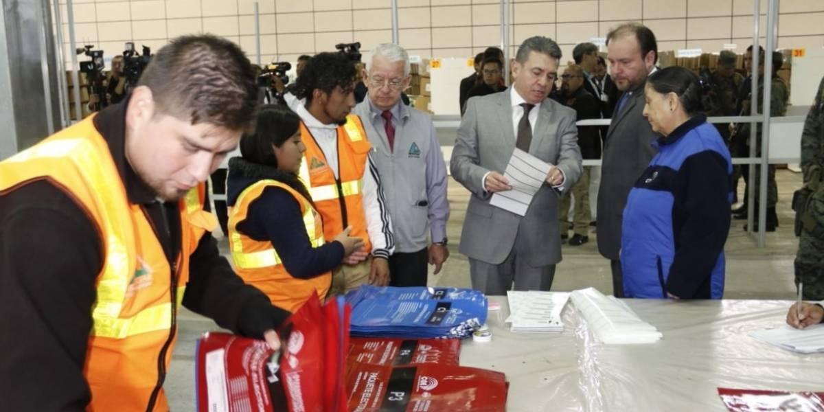 Más de 80.000 uniformados garantizarán seguridad en Ecuador en la consulta popular