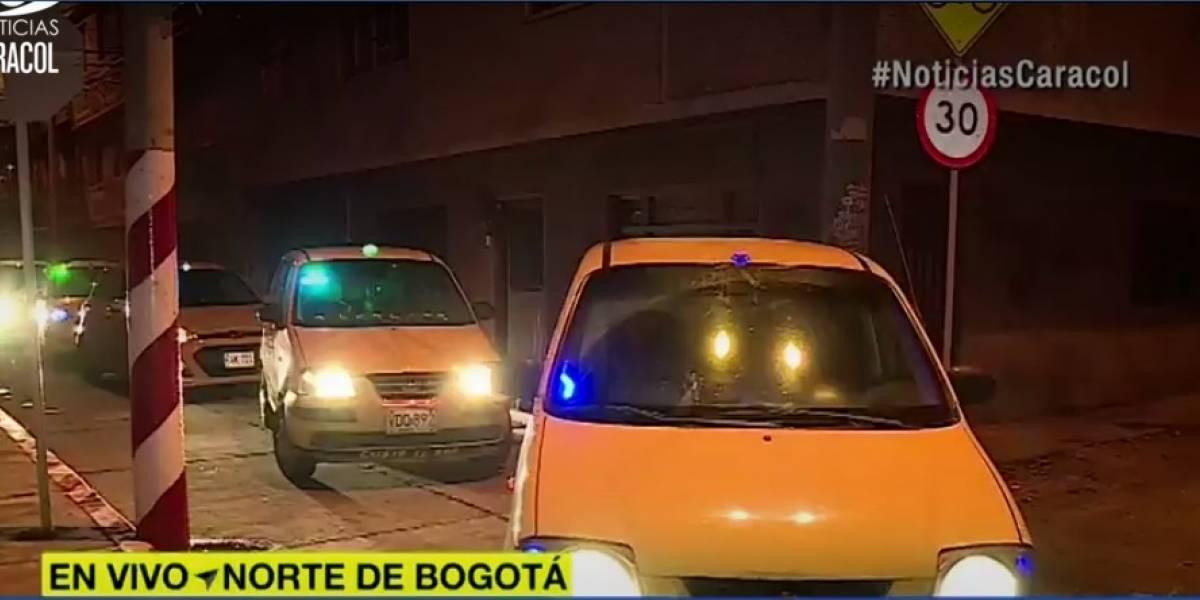 Todo un operativo: taxistas encontraron a un ladrón gracias a GPS del celular robado
