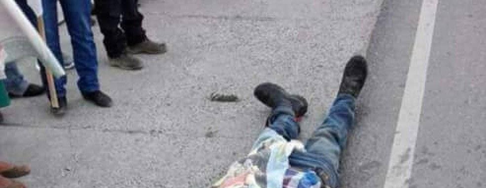 integrante de Codeca atropellado en Jutiapa