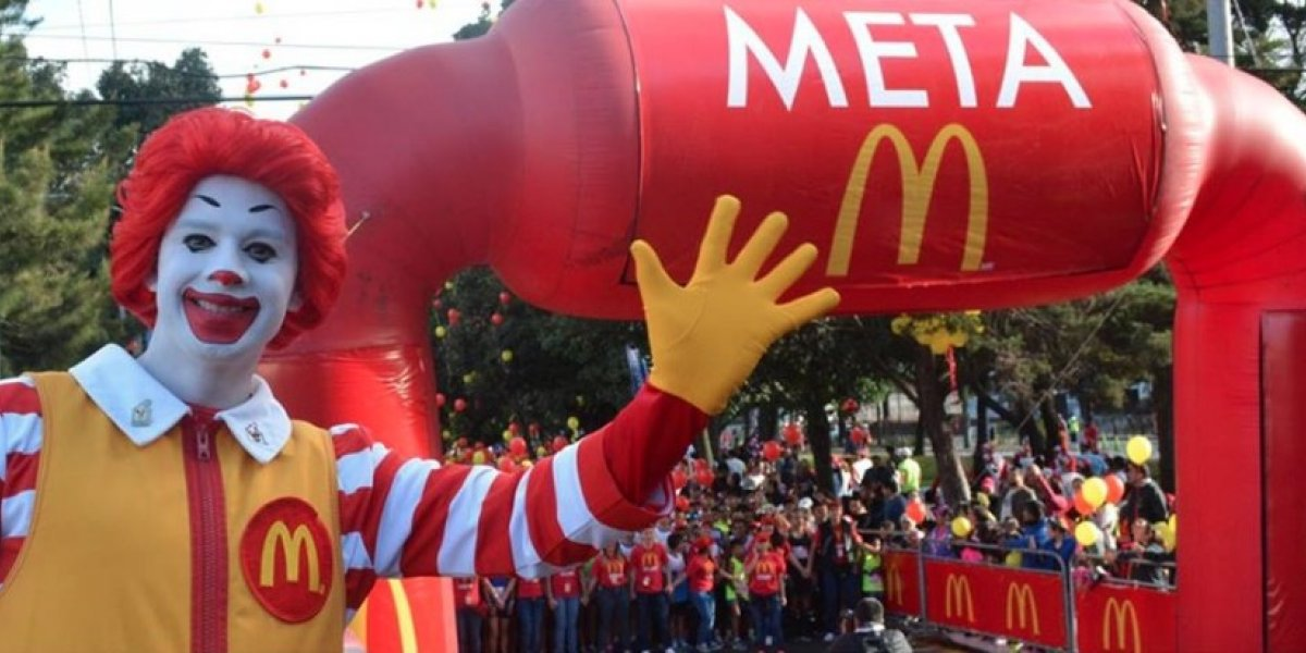 Cinco mil corredores podrán inscribirse en la V Carrera Familiar de McDonald's