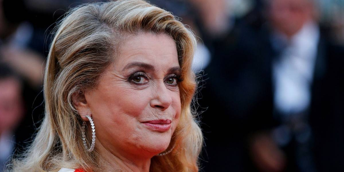 Catherine Deneuve pede desculpas a vítimas de abuso sexual