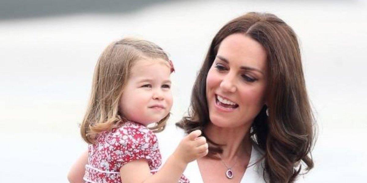 La princesa Charlotte de Inglaterra habla español