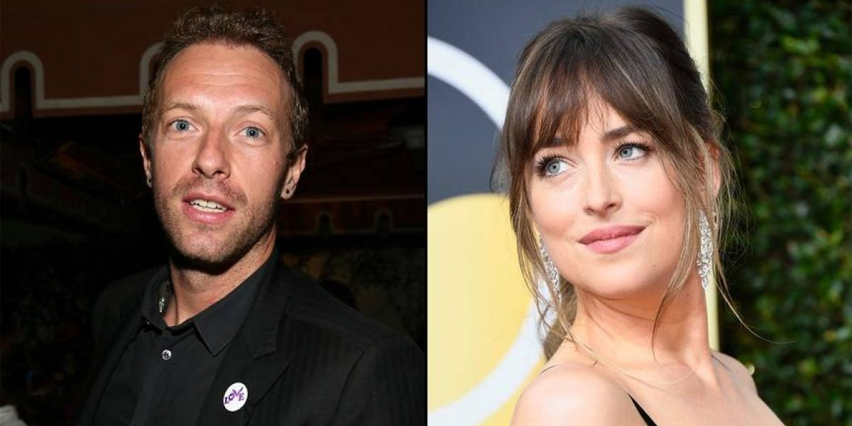 Chris Martin y Dakota Johnson esperan su primer hijo