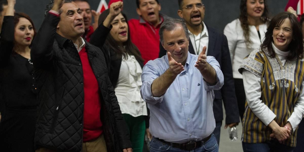 'Todos por México', el nuevo nombre de la coalición que encabeza Meade