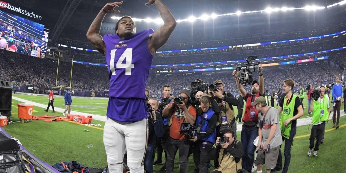¿Quién dijo que la NFL es fome? El espectacular touchdown de Minnesota que dejó a todos locos