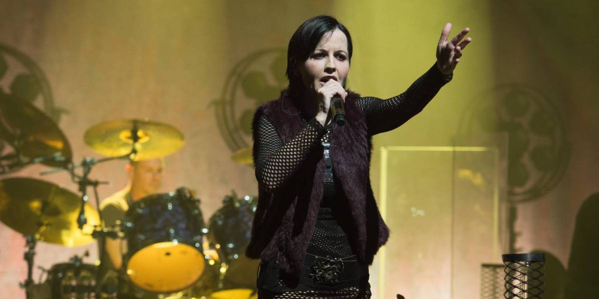 Fallece Dolores O'Riordan, vocalista de la agrupación The Cranberries