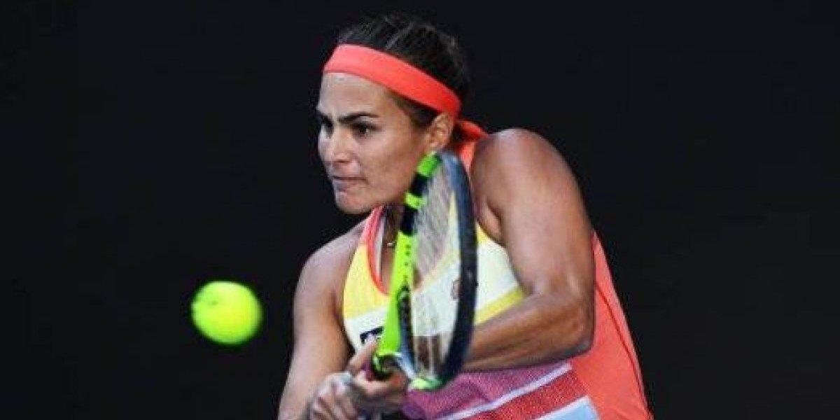 Lesión de cadera obliga que Mónica Puig se retire de otro torneo