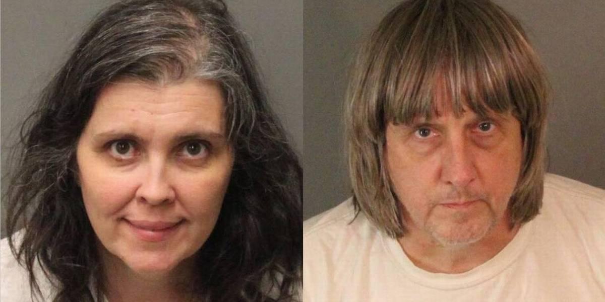 Autoridades en California arrestan pareja que secuestró y torturó a sus 13 hijos