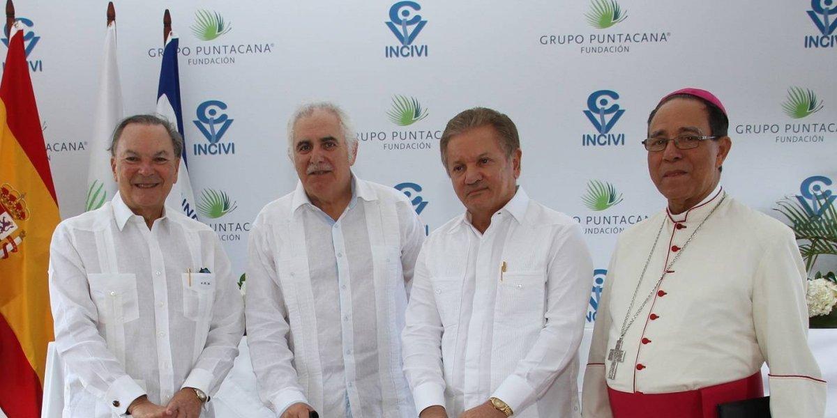 Fundaciones Grupo Puntacana e Incivi construirán Centro Oftalmológico en Verón