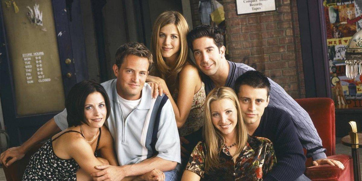 Sale a la luz garrafal error en primer episodio de Friends que nadie notó