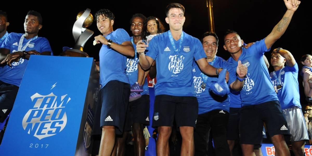Independiente de Avellaneda 'le reza' a Fernando Gaibor