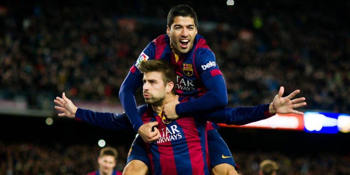 Suárez admite que temió no llegar al Barça por mordida a Chiellini