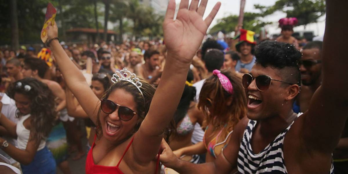 Tá chegando a hora! Confira a programação completa do Carnaval de rua de São Paulo
