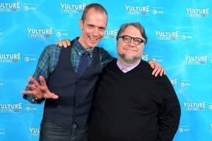 Doug Jones y Guillermo del Toro