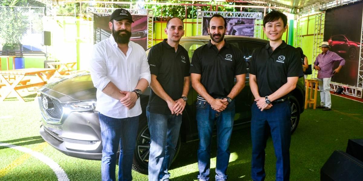 #TeVimosEn: Grupo Viamar presenta la nueva Mazda 2018
