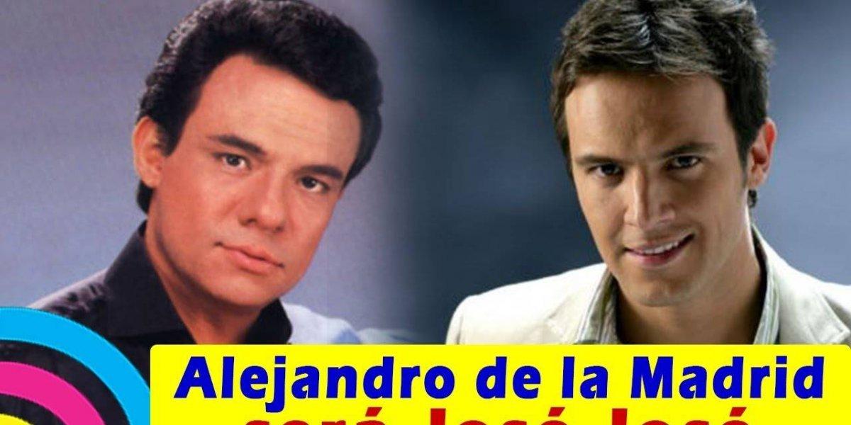 """""""José José, el príncipe de la canción"""" inició ayer por Telemundo"""