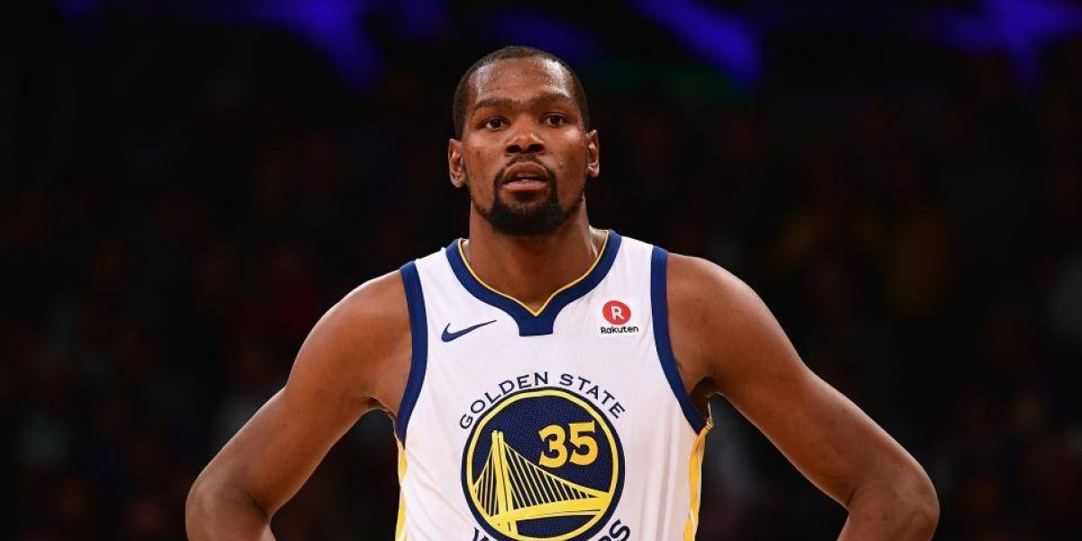 Durant quiere ser propietario de un equipo NBA al retirarse