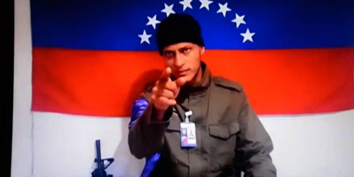 Confirma gobierno de Venezuela que el piloto Oscar Pérez está muerto