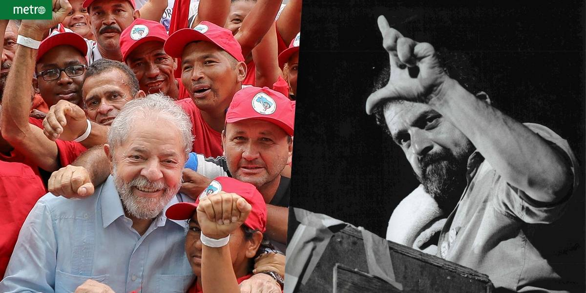 Do sindicato ao banco dos réus: relembre a trajetória de Lula