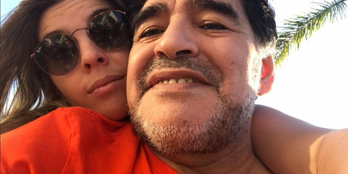 Maradona: Rocío no va a ir al casamiento de Dalma, yo tampoco