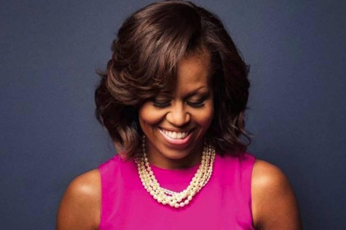 Michelle Obama y su figura en bikini acaparan las miradas