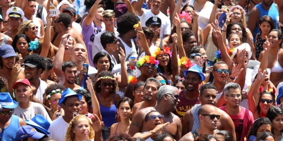 Guarda Civil de SP prende quatro homens que vendiam drogas em blocos de carnaval