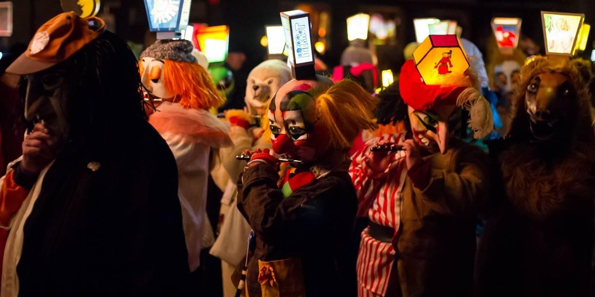 Como o Carnaval é comemorado ao redor do mundo