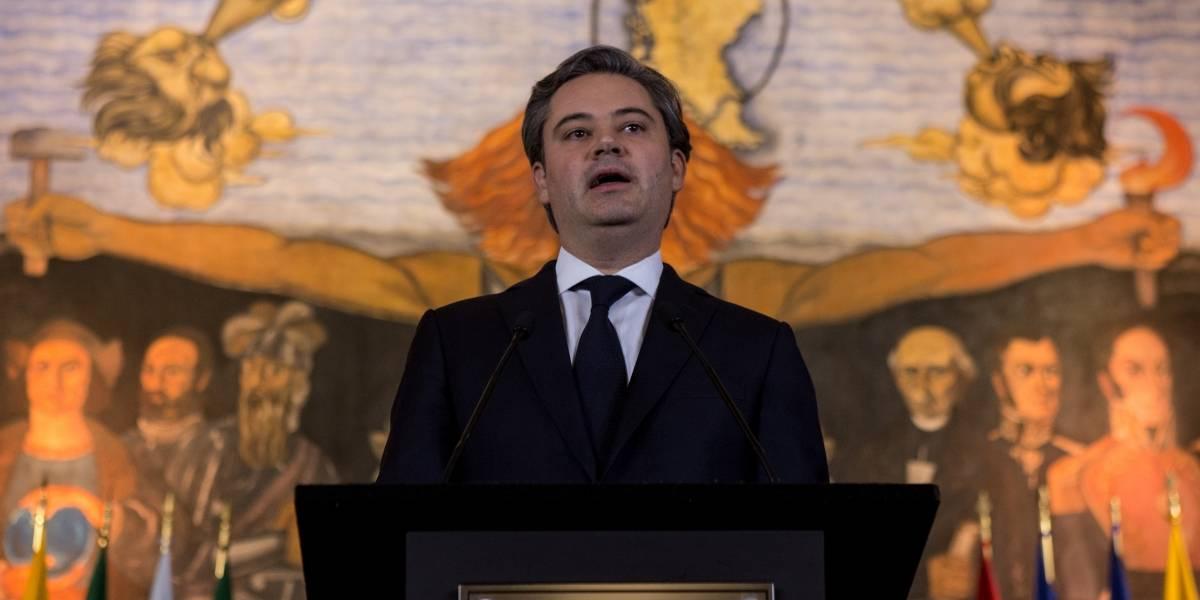 Nuño asegura que alianza de AMLO y Gordillo busca derrumbar la reforma educativa