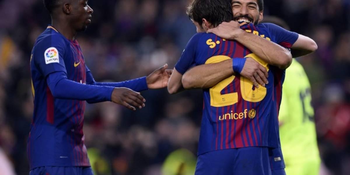 Otra lesión vuelve a dejar alBarça sinuno de sus fichajes millonarios