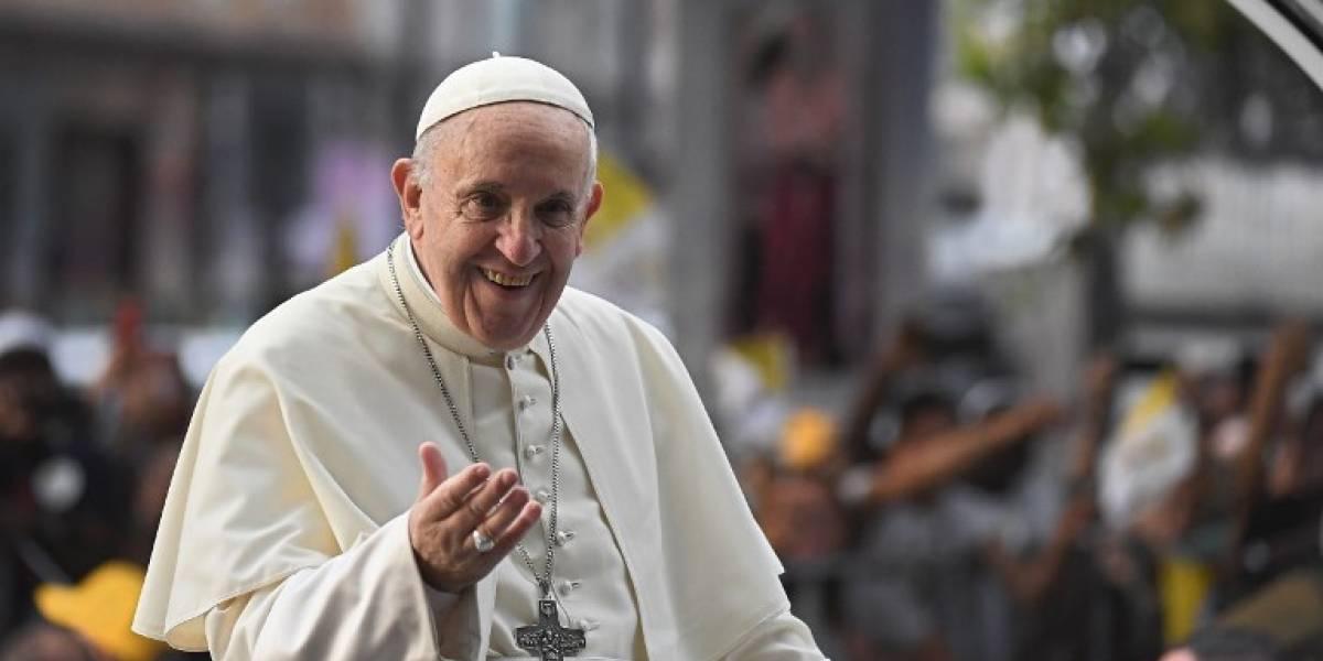 El papa Francisco llega a Chile en su sexta visita a la región