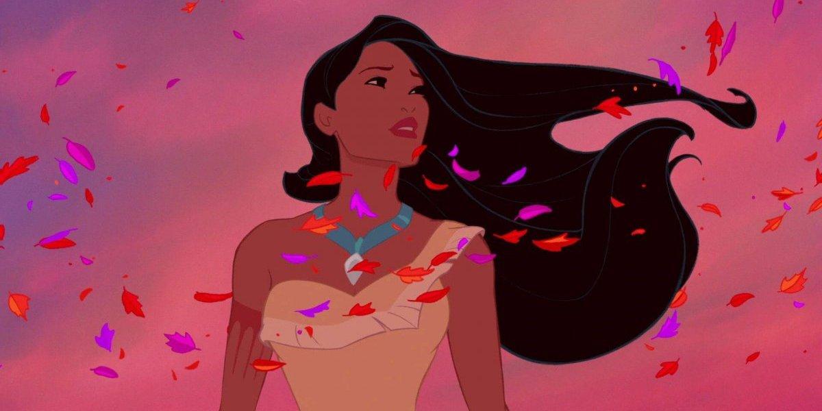 Pocahontas sí existió, pero no era como Disney la plasmó