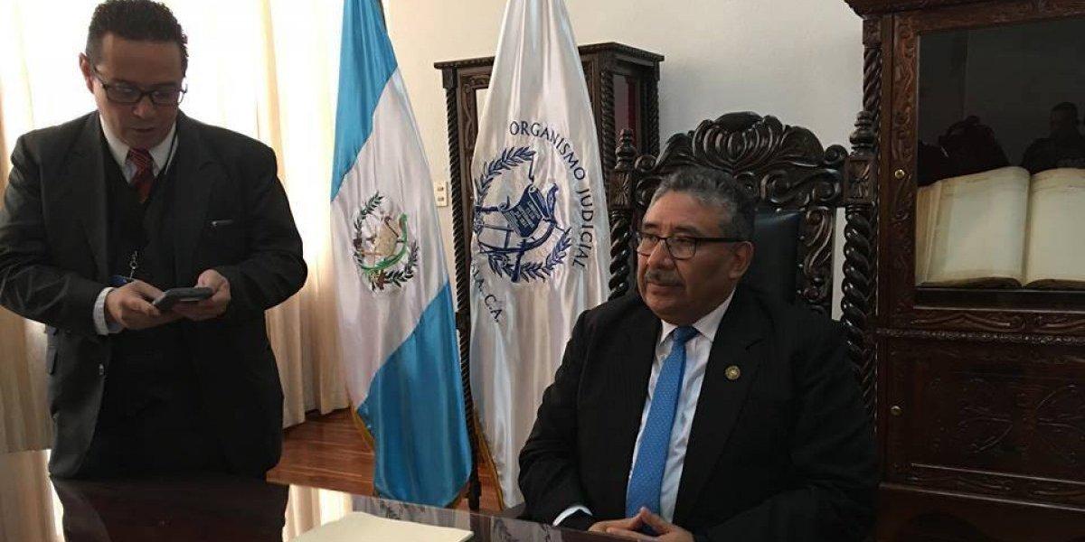 Fijan fecha para la primera reunión de la postuladora a Fiscal General