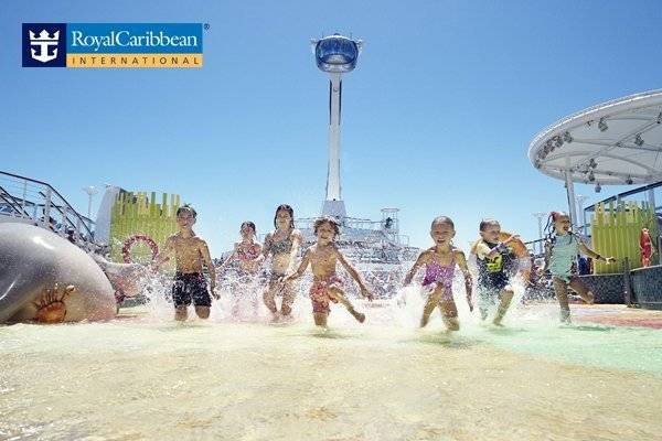 Ninos Royal Caribbean