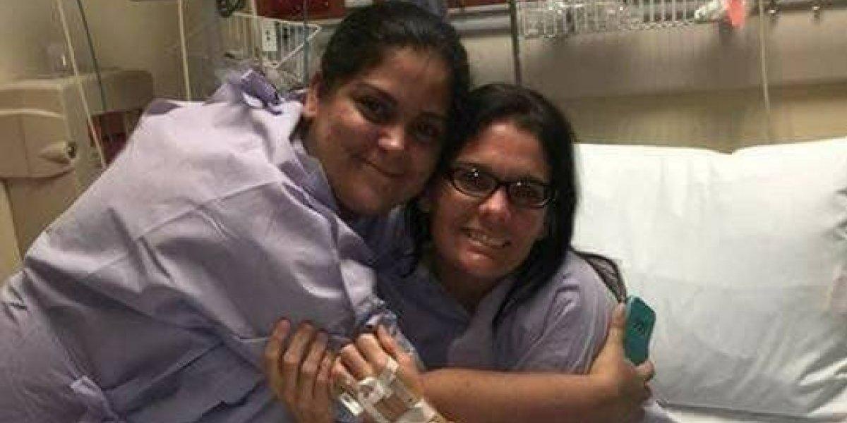 """""""Es inspirador"""": Profesora le da nueva vida a la madre de uno de sus alumnos tras regalarle un riñón"""