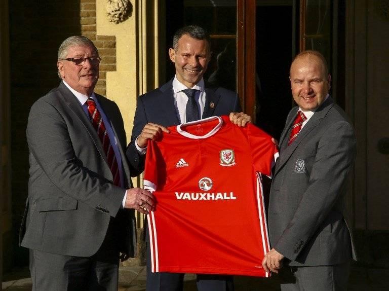 Ryan Giggs, nuevo seleccionador de Gales