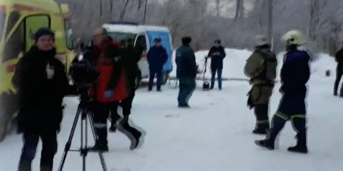 Rusia: Dos estudiantes apuñalan a 15 personas en un escuela