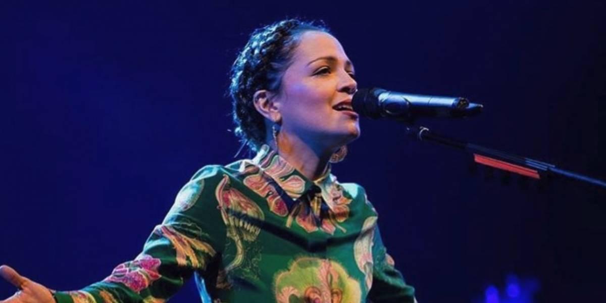 Natalia Lafourcade actuará en sala Bataclan de París