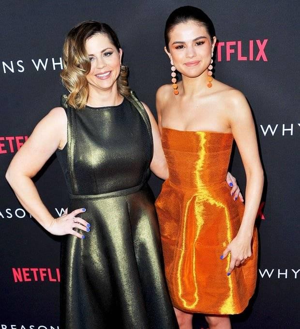 Selena Gomez y su mamá