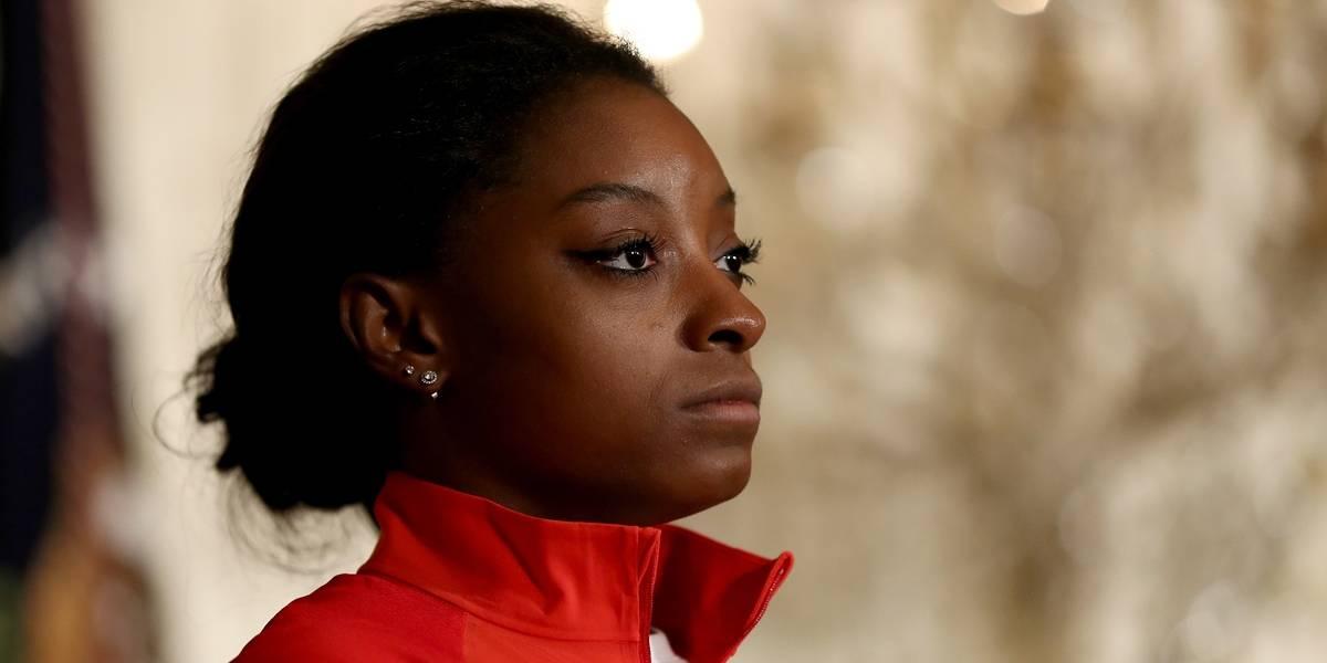 Sensação dos Jogos do Rio, Simone Biles afirma ter sido abusada sexualmente