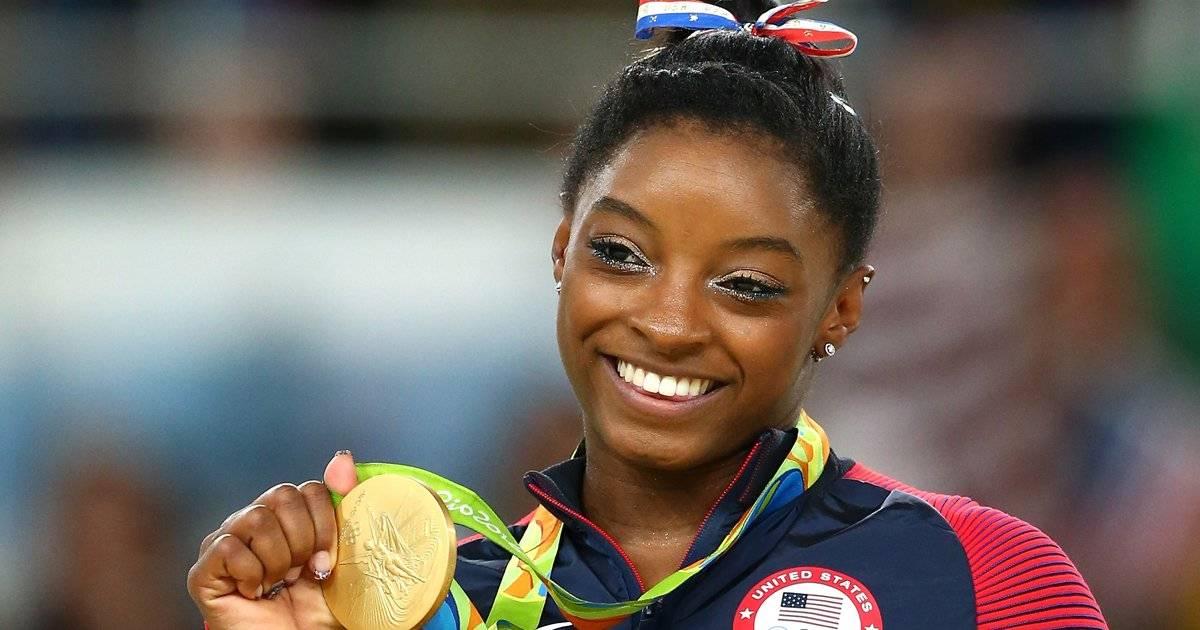 ganhou quatro medalhas de ouro e cinco no total nos Jogos do Rio