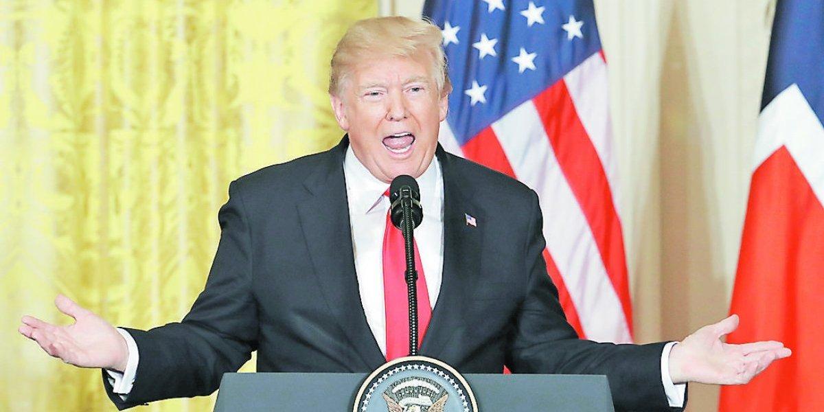 """Trump se defiende tras polémica: """"No soy racista"""""""
