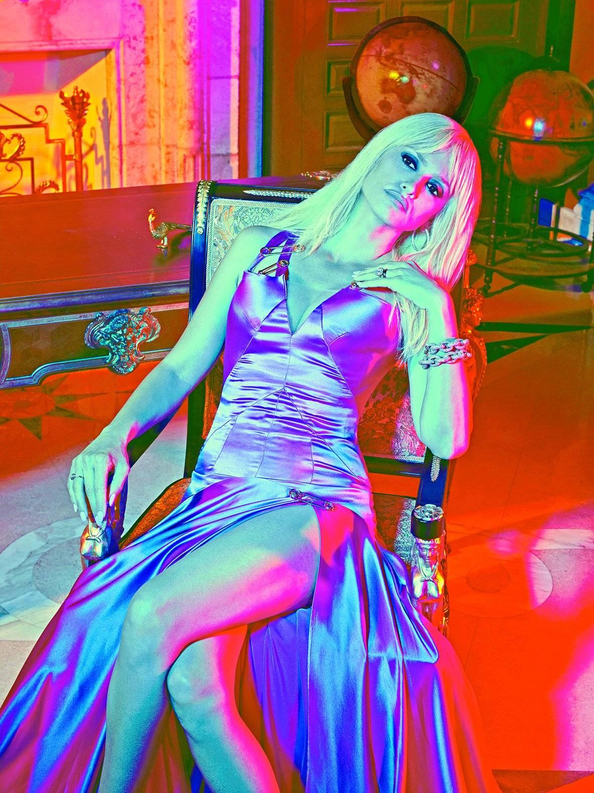 Penélope Cuz (Donatella Versace)