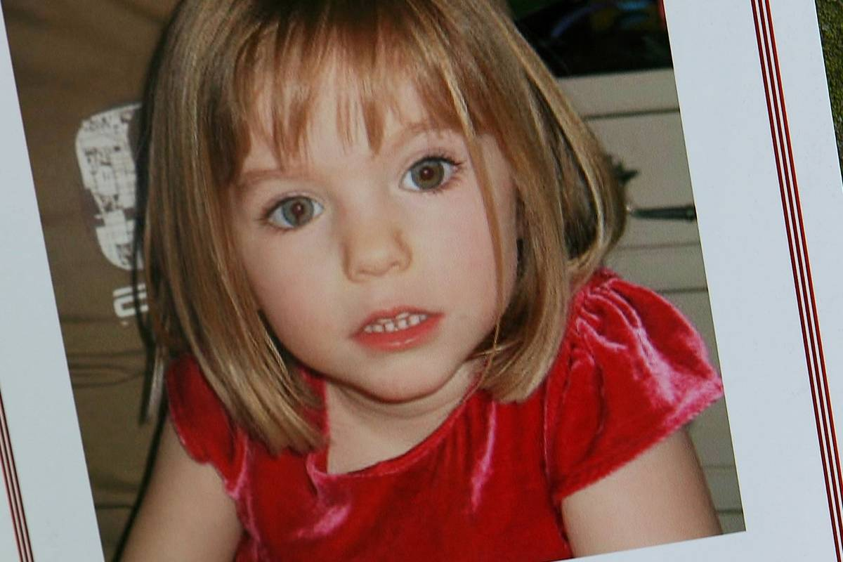 madeleine mccann - photo #34