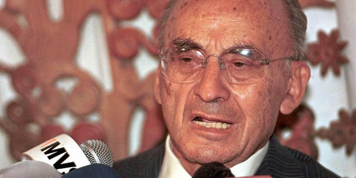 Matan en Twitter al ex presidente Luis Echeverría Álvarez