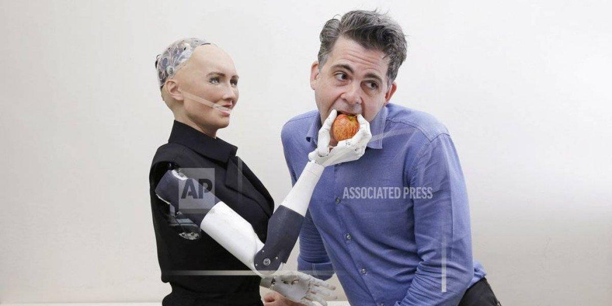 Robots capaces de ganarse la confianza de humanos