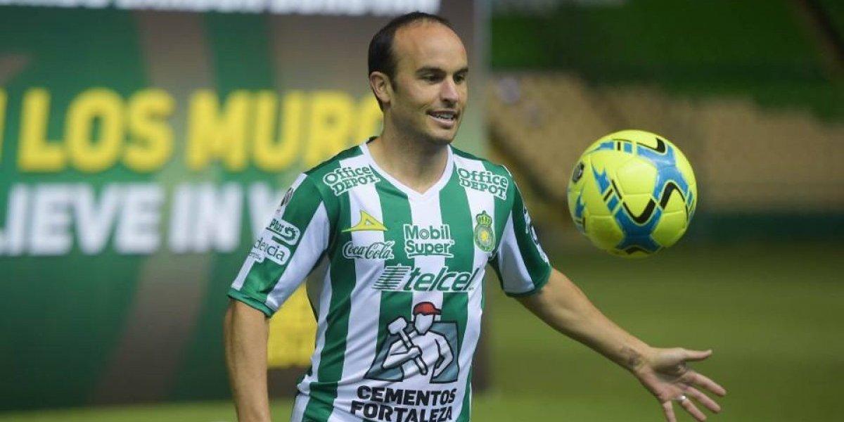 Donovan asegura que soñaba con jugar en México