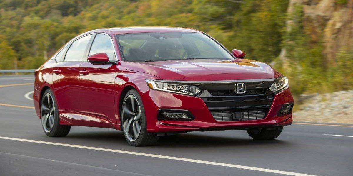 Honda Accord 2018 reconocido como carro del año en Auto Show de Detroit