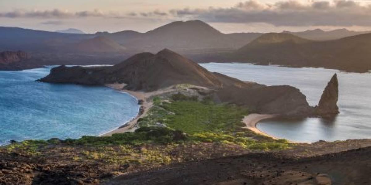 Declaran alerta amarilla en las inmediaciones del volcán Sierra Negra, en Galápagos